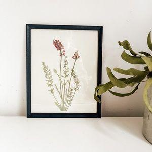 Vintage floral art #19
